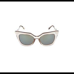 8492a1c5530 Fendi Accessories - Fendi Iridia Structured Cat-eye Sunglasses SOLD